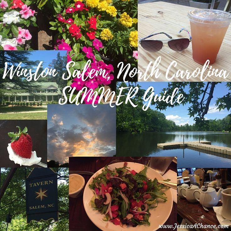 What to DO, EAT, and SEE in Winston-Salem, North Carolina  www.JessicaAChance.com