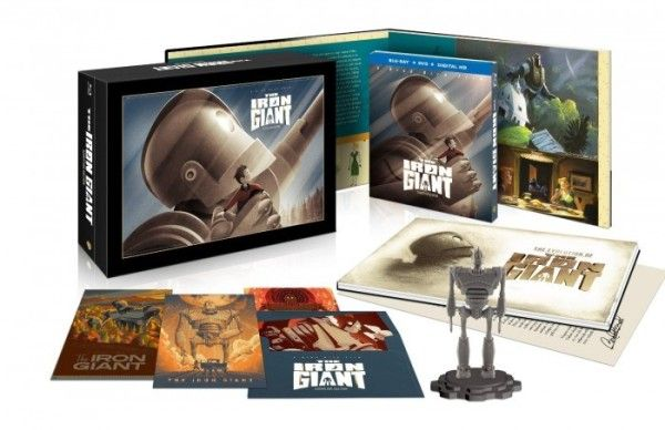 Rejoice! The Iron Giant is Coming to Blu-Ray on September 6th