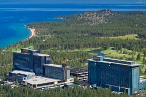 Harrah*s Lake Tahoe ~ Casino Hotel.