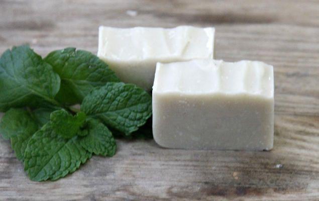RAW Handmade soaps