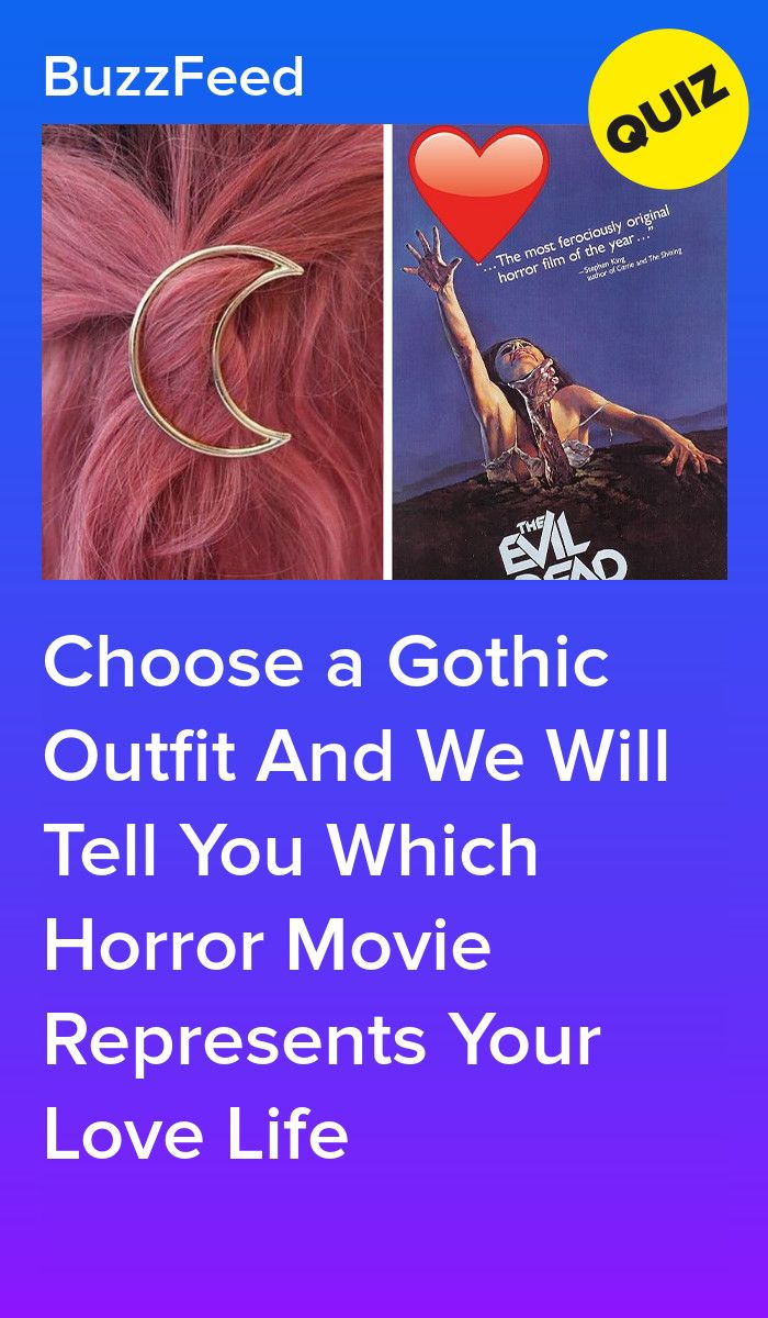 Horror movie buzzfeed