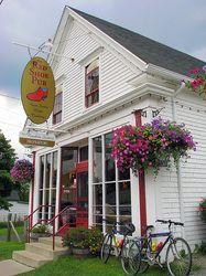 The Red Shoe Pub.  Mabou, Cape Breton