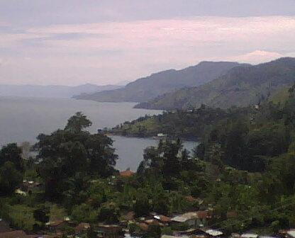 Toba Lake, Sumatera, Indonesia