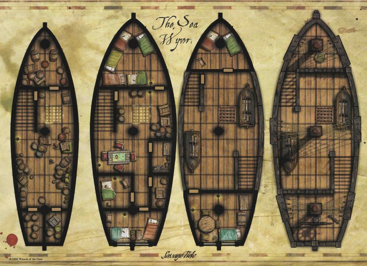 1000 Images About RPG Ships And Vehicle Maps On Pinterest