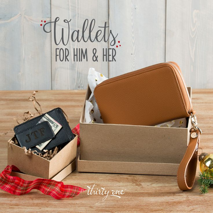 Great wallets for men and women!