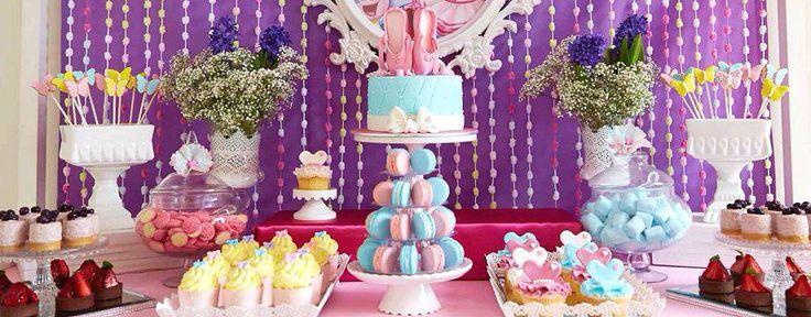 Ballet Dessert Table