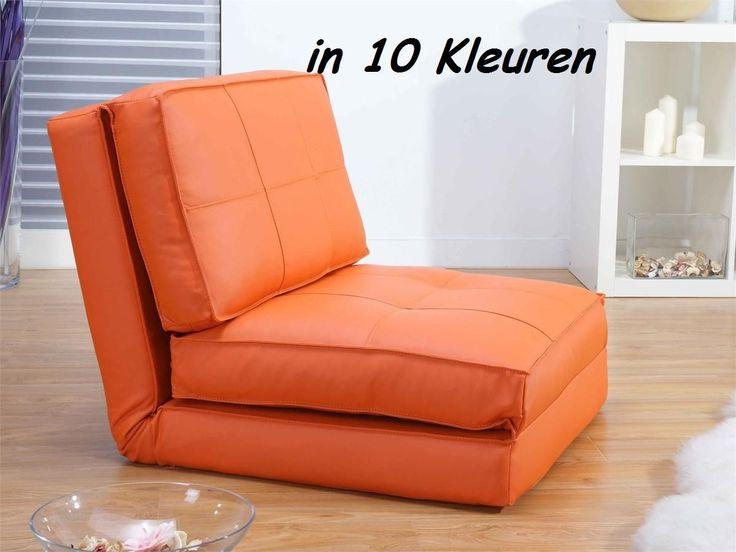 beautiful fauteuil met logeerbed functie ebay with