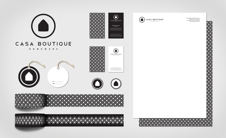 All sizes | Casa Boutique | Flickr - Photo Sharing!: Galleries, Casa Boutiques, Behance, Branding, Photo Shared