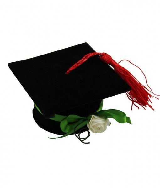 Tocco 1 - Degree hat. NonSoloCerimonie.it #bomboniere #venditaonline #onlinesale #laurea #graduation #degree #confetti #sugaredalmond #candies #nonsolocerimonie #madeinitaly