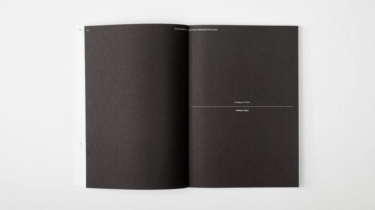 THE LAST GRAND TOUR / Exhibition catalogue