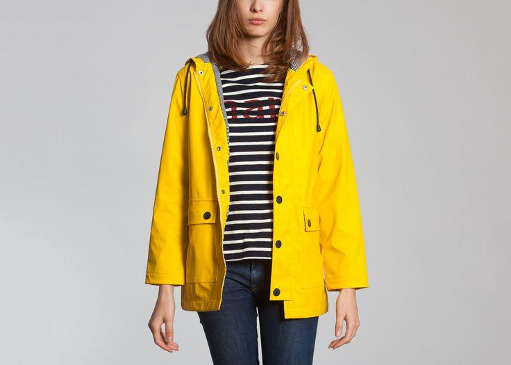 les 33 meilleures images du tableau rain jacket 2 sur pinterest vestes de pluie cire jaune et. Black Bedroom Furniture Sets. Home Design Ideas