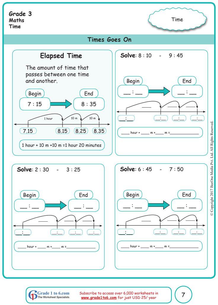 Pin di Grade 3 Math Worksheets Core