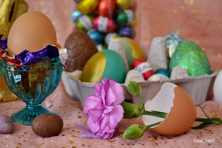 Easter 2014, close up | Four Leaf Styling