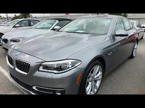 2015 BMW 5 Series 535i In Winter Park FL 32789