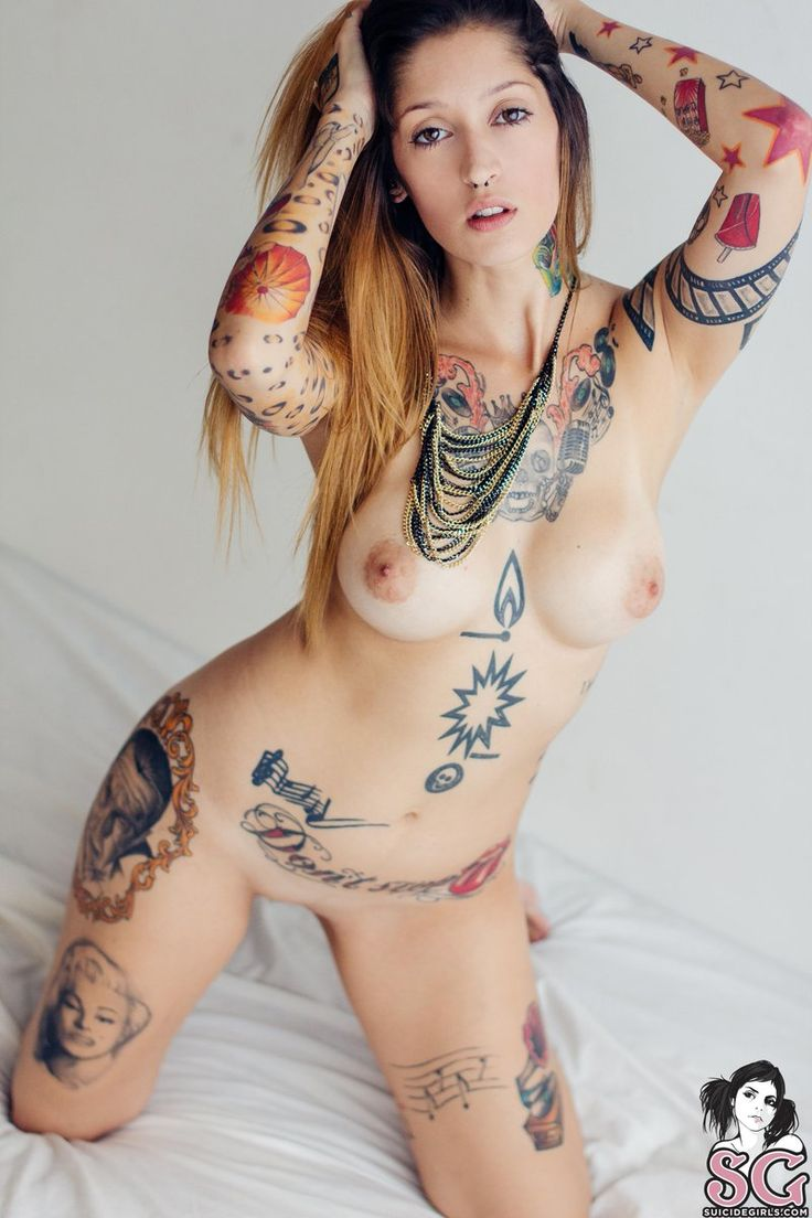 skinny naked woman by a fireplace