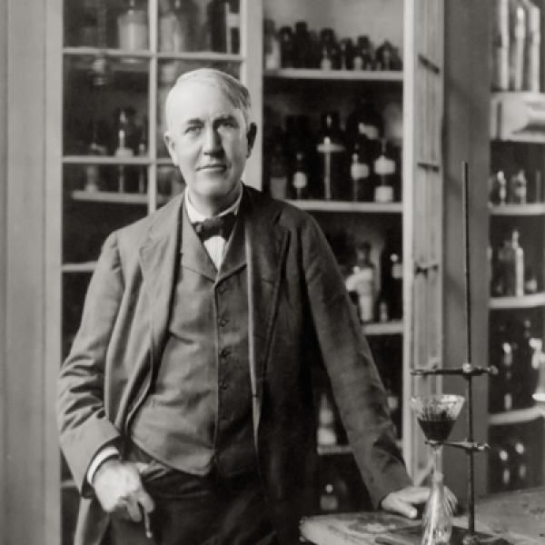 """the doctor of the future will no longer treat the human frame with drugs, but rather will cure and prevent disease with nutrition."" thomas edison"