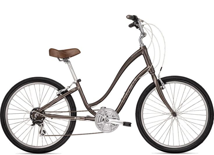 Trek Pure Sport Lowstep Trek bicycle, Trek bikes, Pure