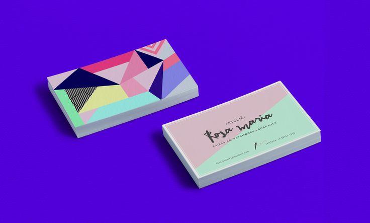 Paperland & Co. | Cartão de visita Ateliê