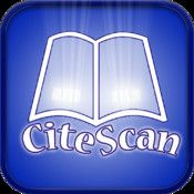 CiteScan Reference Generator ScreenshotsDescriptionTired of referencing? CiteScan removes all the hard work and automatically generates a Harvard-style reference from a book's barcode! You can also reference a book, journal or website manually.FEATURES:- Automatic Harvard reference ...