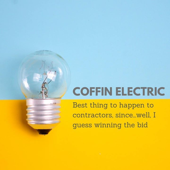 Coffin Electric Is The Go To Choice For Any Top Contractor In Des