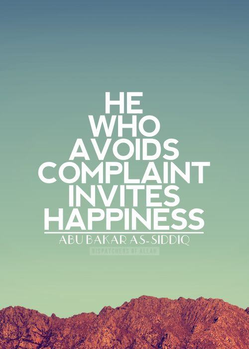 abu bakr quote - Google Search