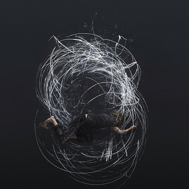 charcoal movement, Julia Kostreva Blog