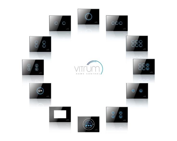 Système d'automatisation et de contrôle VITRUM HOME CONTROL - VITRUM by Think Simple