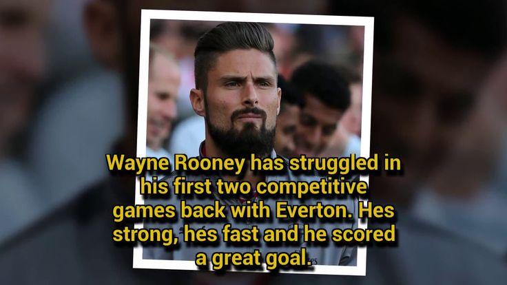 Arsenal transfer news: Olivier Giroud still an Everton target as Ronald Koeman says he wants TWO