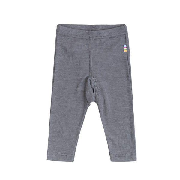 Joha leggings uld/silke - Grå