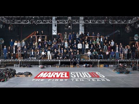 Marvel Studios Released A 10th Anniversary Class Photo Including Every Single Hero And It Will Make You Emotional
