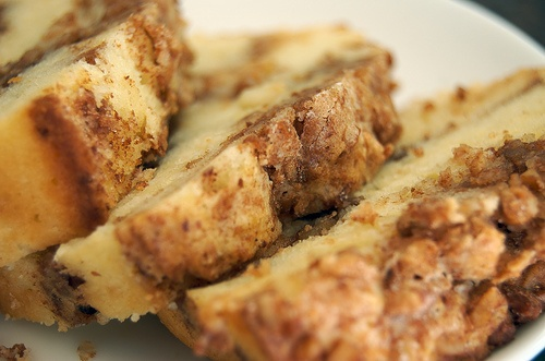 Banana bread with cinnamon swirl: Cinnamon Swirl Bread, Sweet Breads, Quick Breads, Food, Banana Bread, Sweet Tooth, Swirls, Dessert