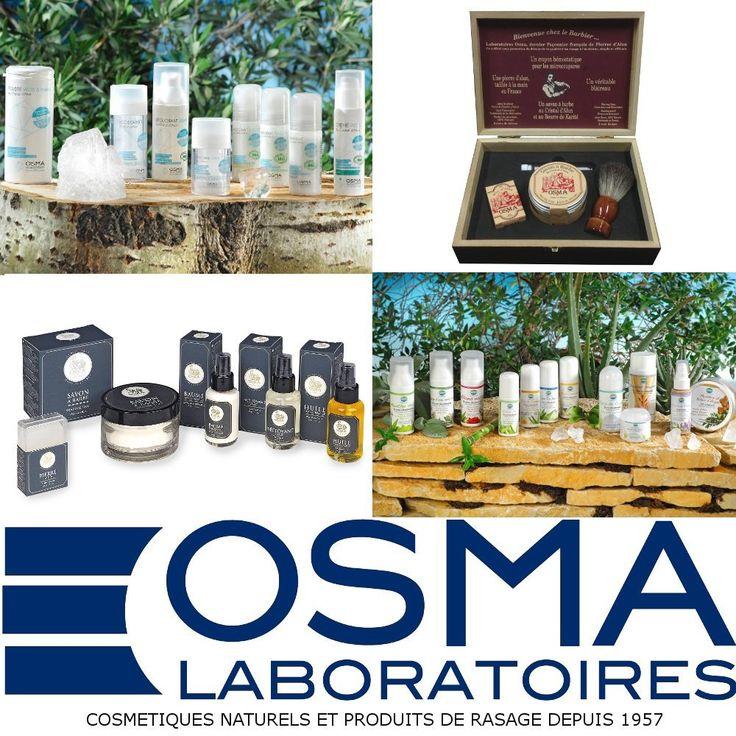Laboratoires Osma holení od roku 1957