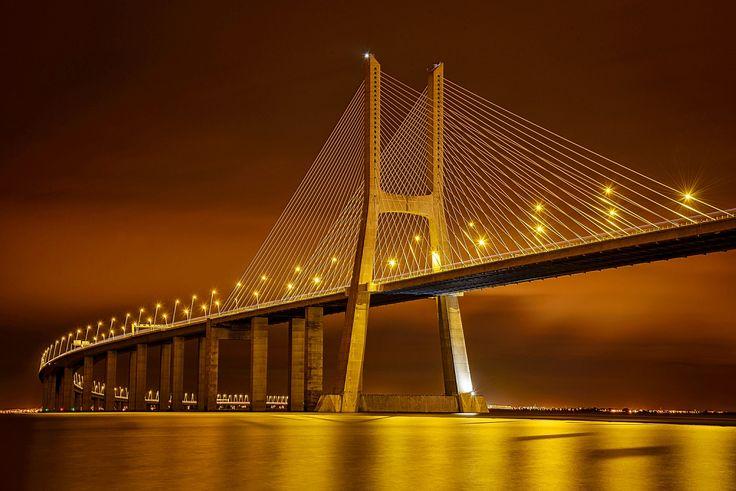 Ponte Vasgo da Gama Lisboa