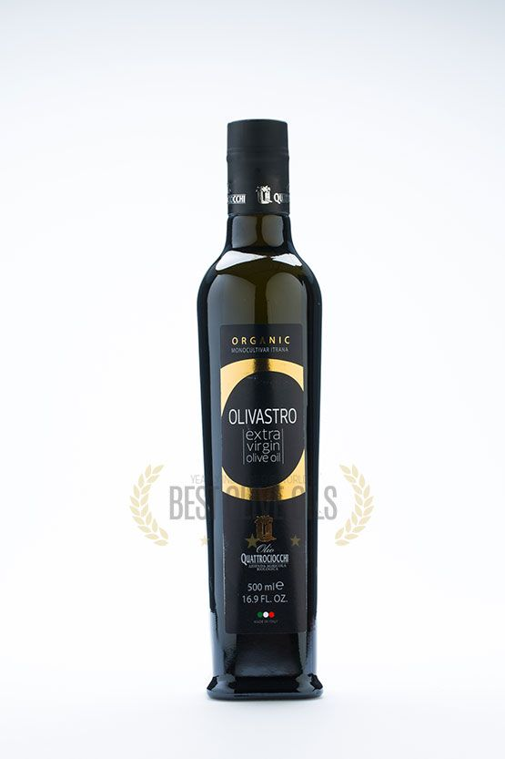 Olivastro - one of the World's Best Olive Oils!