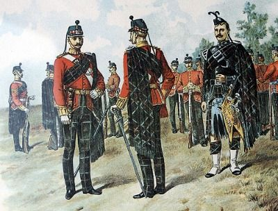 A new regiment was formed as part of the Childers reforms on 1 July 1881 by the amalgamation of the 71st (Highland) Light Infantry and the 74th (Highland) Regiment of Foot as the city regiment of Glasgow to be known as the Highland Light Infantry.