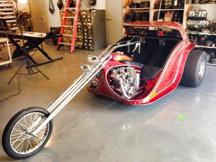 AEE Choppers: AEE CORVAIR TRIKE HAS BEEN FOUND