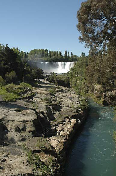 Salto del Laja ~ Región del Bío Bío ~ #Chile