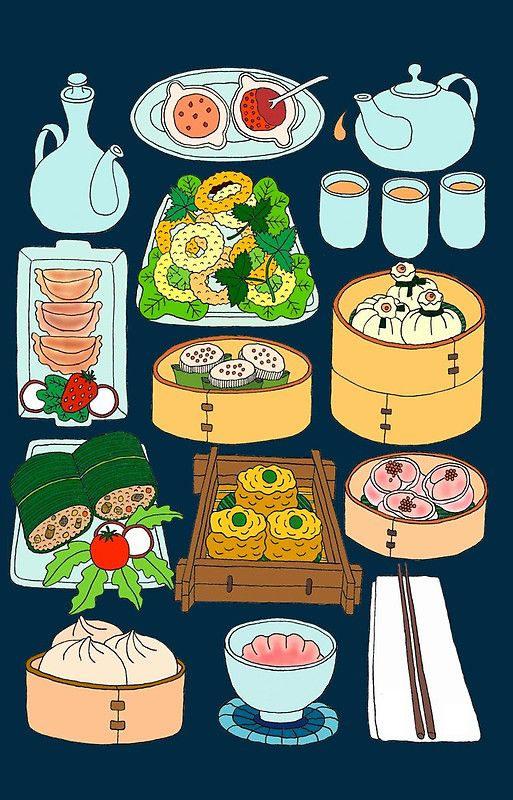 Dim Sum Lunch | iPhone 6s - Snap