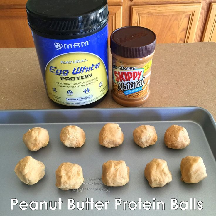 Protein Peanut Butter Balls are the BEST EVER protein powder recipe! Protein Peanut Butter Balls are delicious, simple and gluten free. Protein never tasted better!