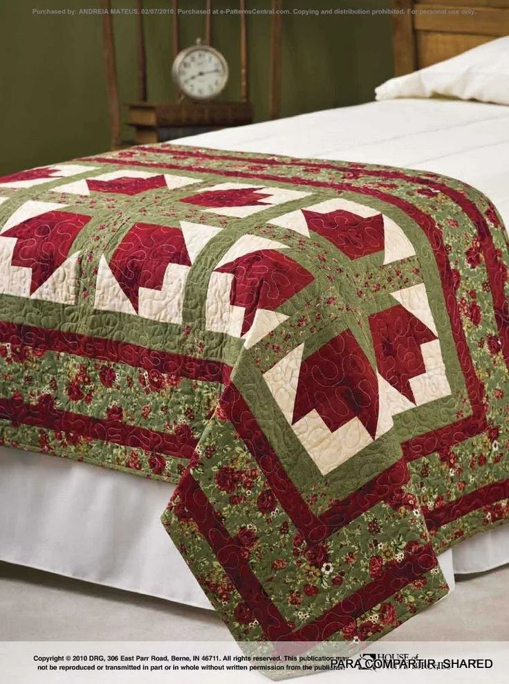 17 best images about bed runners on pinterest runners for Bed quilting designs