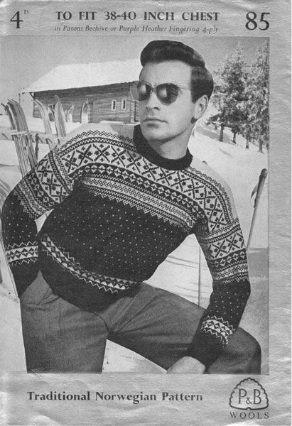 Christmas jumper ideas / knit vintage patterns from http://www.thevintageknittinglady.co.uk/christmas.html