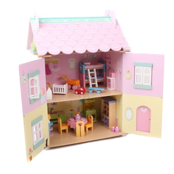 Le Toy Van Sweetheart Cottage Dolls House