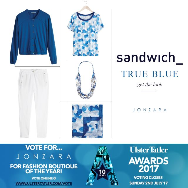 Do you fancy some nautical influence? Check out the latest collection by Sandwich Clothing http://www.jonzara.co.uk/fashion/designers/sandwich-clothing.html?utm_content=buffer93747&utm_medium=social&utm_source=pinterest.com&utm_campaign=buffer #Jonzara #HighSeason