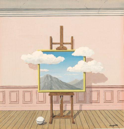 René Magritte - La Vengeance.