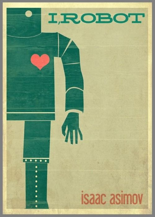 17 Best images about Printables - Robots on Pinterest ... I Robot Book Cover