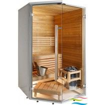Sauna - Harvia Sirius Eckmodell
