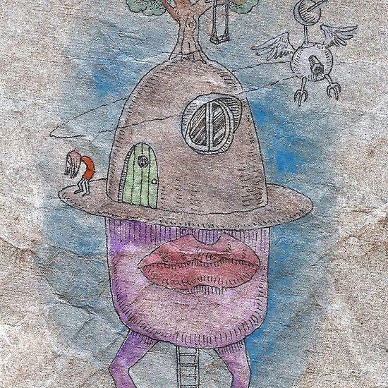 Hat Sweet Hat by Laz on Redbubble