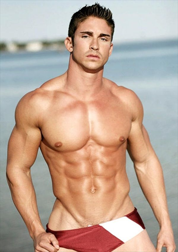 image Muscle men models clips free gay handsome