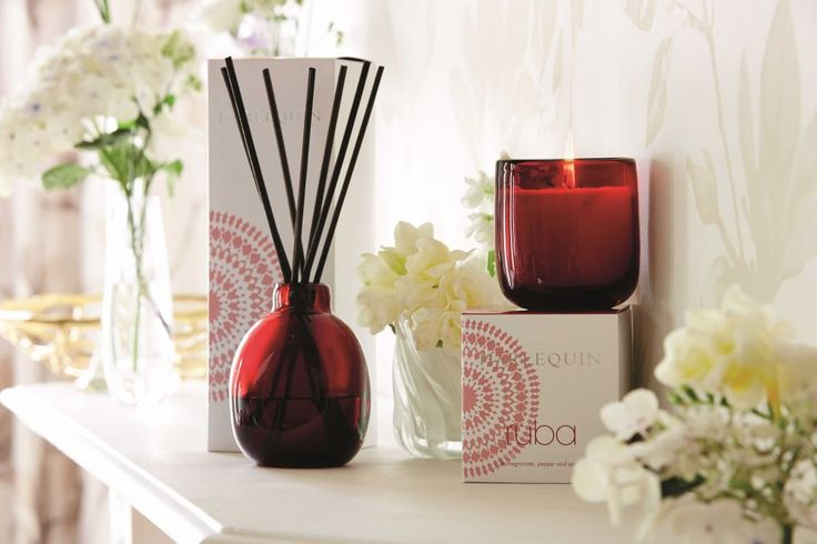 Maybe choose for Valentine's Day stunning fragrances into the house, which will create a romantic atmosphere
