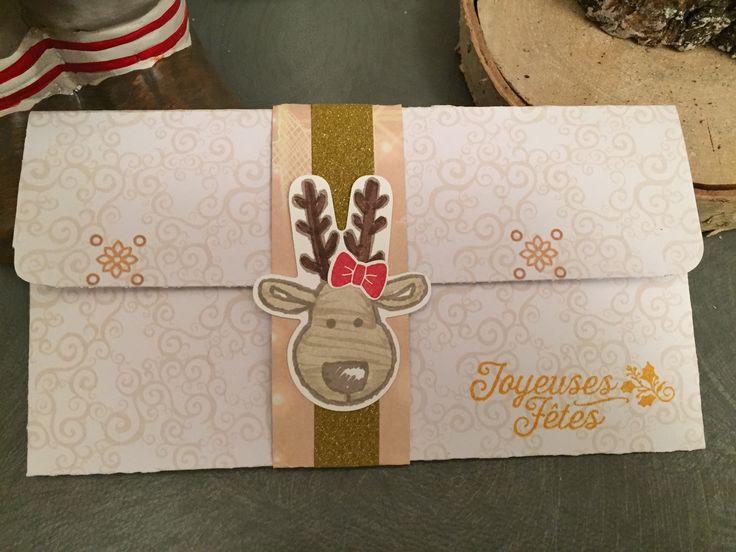 Pochette cadeau billets/chèques/places de concert : Emballages cadeaux par sab-and-paper